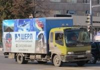 Бортовой грузовик Isuzu Forward #C 612 EK 72. Курган, улица Куйбышева