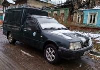 Фургон ИЖ-2717 #Р 053 РТ 63. Самара, улица Пушкина