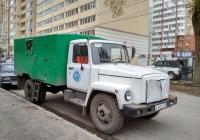 Фургон К66Н на шасси ГАЗ-3307 #А 142 РТ 163. г. Самара, ул. Буянова