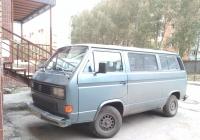 микроавтобус Volkswagen Transporter T3. г. Самара, ул. Никитинская