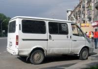 """Микроавтобус ГАЗ-2217 """"Соболь Баргузин"""" #Н 702 ТЕ 72 . Тюмень, улица Мельникайте"""