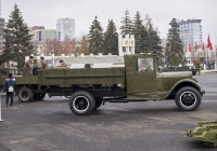 Грузовой автомобиль ЗиС-5. г. Самара, площадь Куйбышева