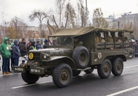 Грузовой автомобиль Dodge WC-63. г. Самара, площадь Куйбышева