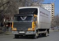 Фургон 38781B на шасси КамАЗ-4308 #Н 742 МА 72 . Тюмень, Профсоюзная улица