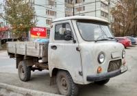Грузовой автомобиль УАЗ-3303 #К 459 АХ 163. г. Самара, ул. Дачная