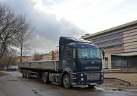 Седельный тягач Ford Cargo 1838T #Р 049 ОР 197 . Москва, улица Приорова