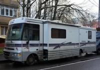 Автодом Winnebago Chieftain RVs #К 458 ХТ 22. Москва, 8-й Новоподмосковный переулок
