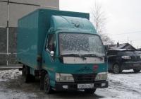 Фургон на шасси FAW #Т 003 СН 72 . Тюмень, Новосибирская улица