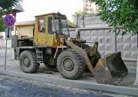Фронтальный погрузчик ЗТМ-216. г. Рязань, ул. Горького