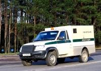 Бронированный автомобиль Лаура 19771 на базе шасси УАЗ Cargo #АА 6648-6. Беларусь, Могилёвская область, Костюковичи