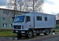 АФМ-4570 «Любава» на шасси МАЗ-4571 #АI 4078-6 . Беларусь, Могилёвская область, Костюковичи