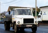 Цистерна Г6-ОТА-4,2 на шасси ГАЗ-3309  #ТС 5041. Беларусь, Могилёвская область, Костюковичи