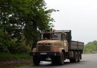 Автомобиль КрАЗ-250 # В 742 ХО 31. Белгородская область, г. Старый Оскол, 1-й проезд Цемзаводской площадки