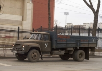 Бортовой грузовик ЗиЛ-431510 #H 130 MB 163. г. Самара, ул. Красноармейская