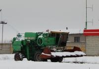 Зерноуборочный комбайн Дон-1500Б. Белгородская область, г. Алексеевка, ул. Павла Ющенко