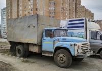 Фургон на шасси ЗиЛ-130*. г. Самара, пр. К. Маркса