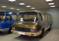 Микроавтобус ЗиЛ-3207 . Москва, Сокольнический Вал (Музей АМО ЗиЛ)