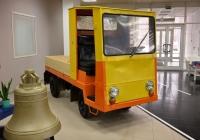 Электротележка Balkancar ЕП 011. Москва, Сокольнический Вал (Музей АМО ЗиЛ)