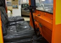 Узел управления электротележки  Balkancar ЕП 011. Москва, Сокольнический Вал (Музей АМО ЗиЛ)
