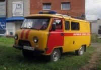 Автомобиль аварийной газовой службы на базе УАЗ-3909 #У 222 РХ 96. Свердловская область, Нижняя Тура