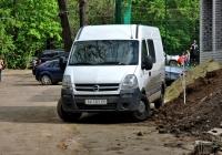 Грузопассажирский фургон Opel Movano #АХ 1327 ЕВ. Харьковская область, г. Харьков, Белгородское шоссе шоссе