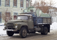 Самосвал ЗиЛ-ММЗ-554М #С852УН163. г. Самара, ул. Пушкина