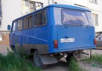 Микроавтобус Кубань У1 на шасси УАЗ-452 #Н 205 ВР 72 . Тюмень, Дамбовская улица
