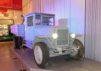 Бортовой грузовик ЗИС-5В #Д-7-66-45 с пулемётом ДШК. Москва, Центральный музей Вооружённых Сил Российской Федерации