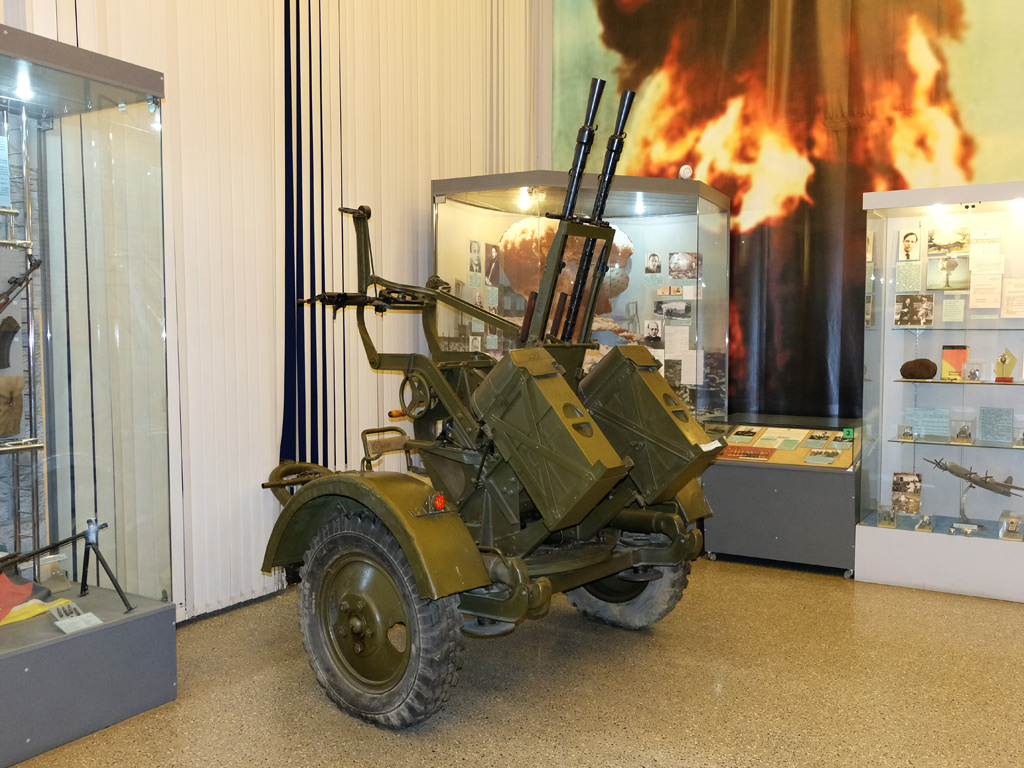 AVTOFOTO77 » 14,5-мм спаренная зенитная пулемётная установка ... | 768x1024