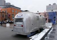 Трейлер-автолавка Airstream #АН 7326 64 . Москва, Большая Новодмитровская улица