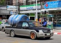 Пикап Mitsubishi Strada. Таиланд, Патонг