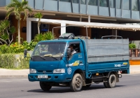 Бортовой грузовик Kia K3000S #79C-008.11. Вьетнам, Нячанг