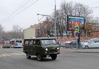 Военный автомобиль медицинской службы УАЗ-396295 #6253 МО 77. Москва, улица Грузинский Вал