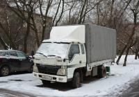 Малотоннажный грузовой автомобиль BAW Fenix #С 866 РЕ 199 . Москва, Нахимовский проспект