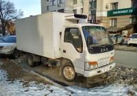 фургон на шасси JAC HFC1020KR #н767ув163. г. Самара, ул. Чкалова