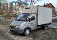 Фургон на шасси ГАЗ-3302-288 #А 772 ХК 163. г. Самара, ул. Чкалова