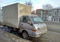 Фургон на шасси Huindai Porter #Р 208 ОН 163. г. Самара, ул. Чкалова