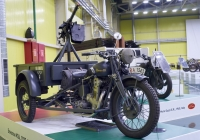 Грузовой трицикл Benelli M36. Самарская обл., пос. Петра Дубрава, ул. Климова