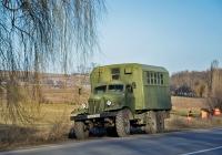 Ремонтная мастерская ВАРЭМ-3Д  с удлиненным кузовом СУН на шасси ЗиЛ-157КЕ #AN AI 919. Молдова, Новоаненский район, автодорога R2