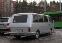 """Микроавтобус РАФ-2203 """"Латвия"""" #М 875 ТС 26 . Тюмень, Ставропольская улица"""