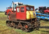 Трактор ДТ-54А. Алтайский край, Павловский район, в окрестностях посёлка Прутской