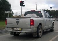 Пикап Dodge Ram #ВЕ 567 У 77 . Тюмень, Московский тракт