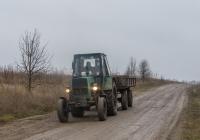 Трактор ЮМЗ-6. Хмельницкая область, Ярмолинецкий район