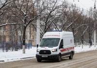 Автомобиль скорой помощи на шасси Ford Transit*. Приднестровье
