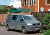 Микроавтобус Volkswagen Transporter #АХ 1752 СІ. Харьковская область, г. Харьков, Ферганская улица