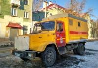 Автомобиль аварийной службы на шасси ЗиЛ-433362 #К 091 СТ 63. г. Самара, ул. Чернореченская