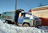 ГАЗ-53-12 #В 634 АУ 163. Самарская обл., с. Рождествено, ул. Песочная