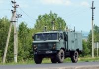 Аппаратная Р-142Н на шасси ГАЗ-66 # 8917 ЕК 43. Белгородская область, г. Алексеевка, пер. Острогожский