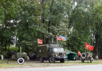 Фургон на шасси ГАЗ-66 # Н 431 ОК 31. Белгородская область, п. Прохоровка