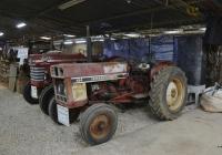 Трактор International 484. Израиль, Эйн-Веред, тракторный музей